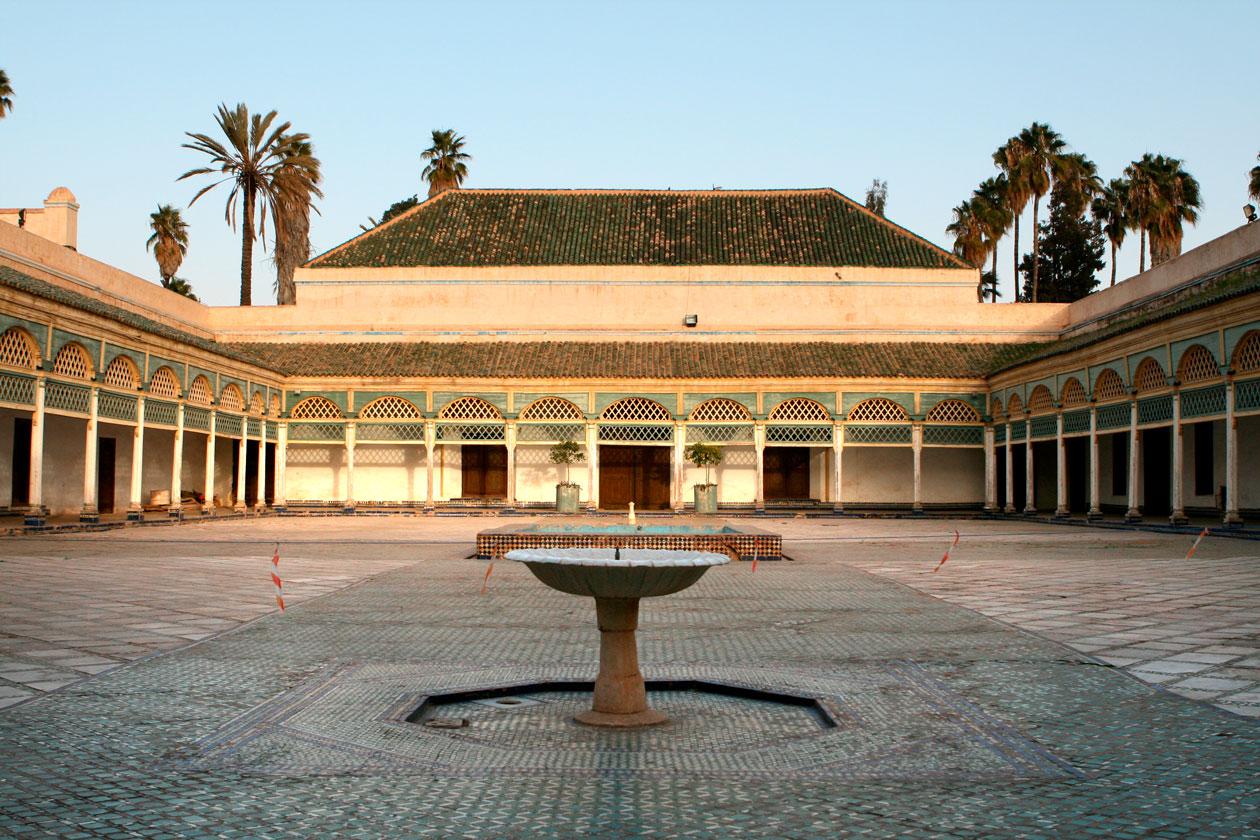 Palacios de Marrakech