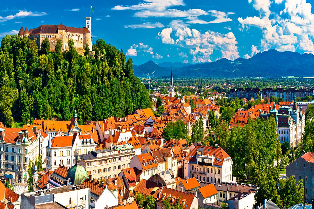 Como es Ljubljana