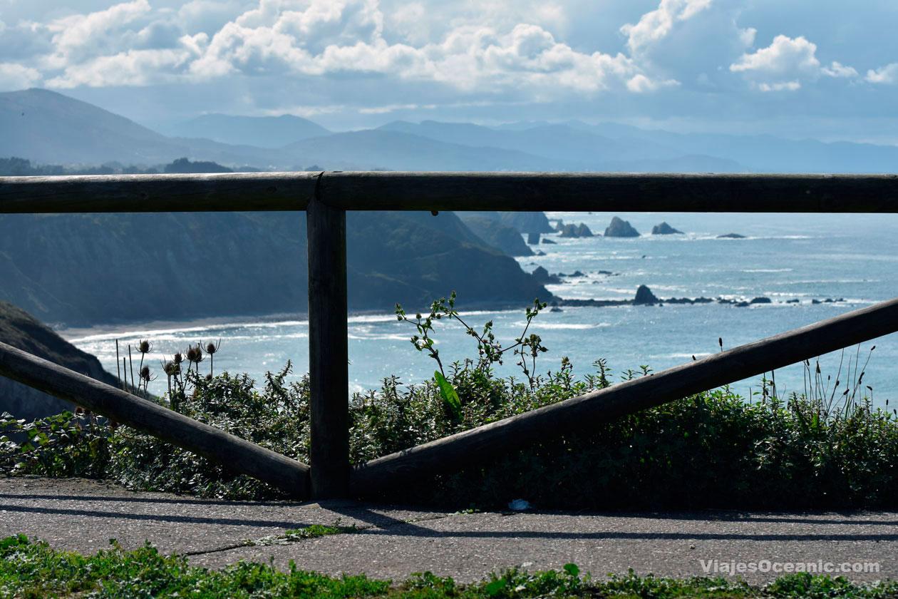 Cabo Vidio en Asturias