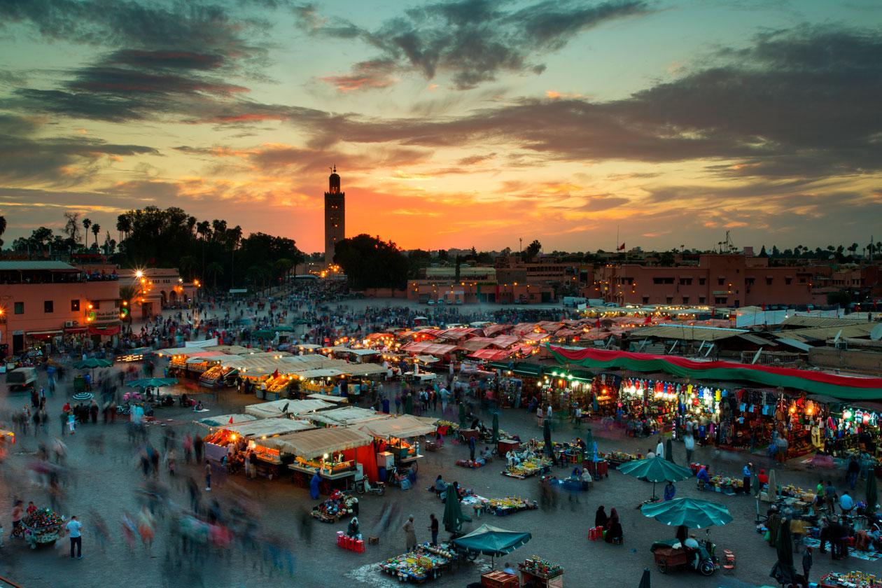 Mercados de Marrakech