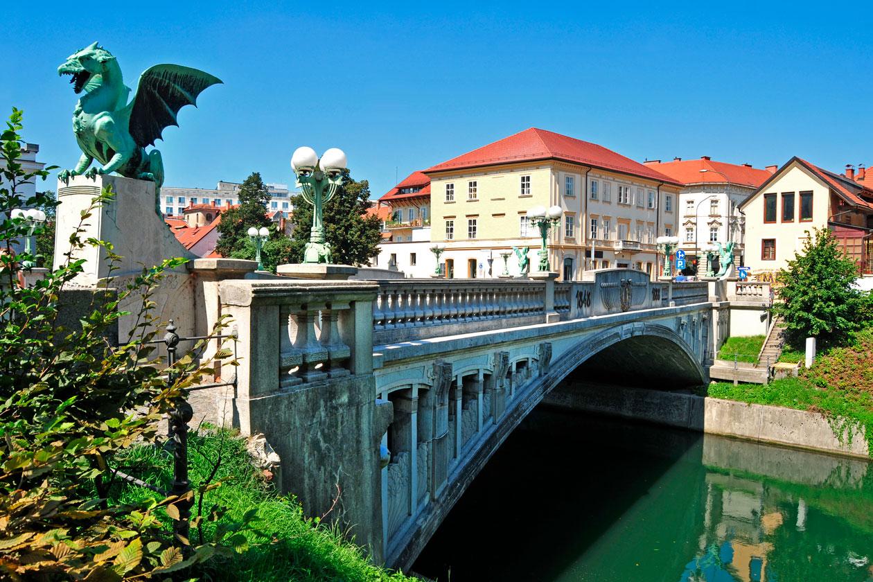 Paseando por Ljubljana