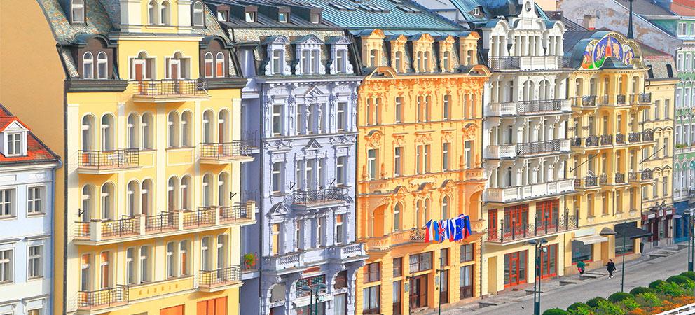 Que ver en Karlovy Vary