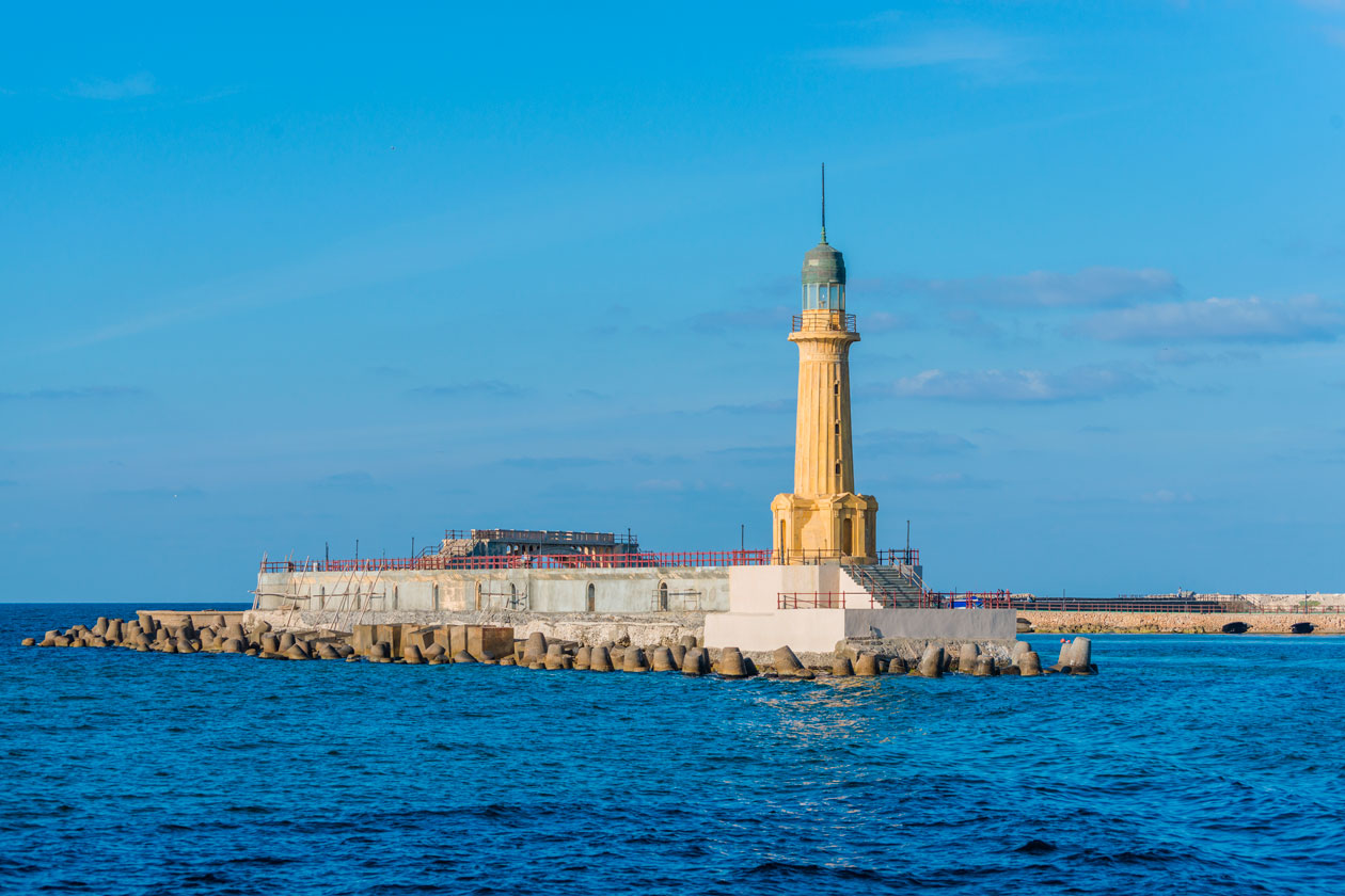 Faro de Alejandria