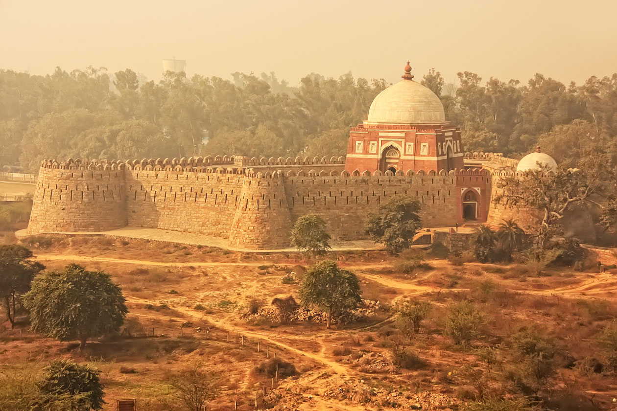 Alrededores de Nueva Delhi
