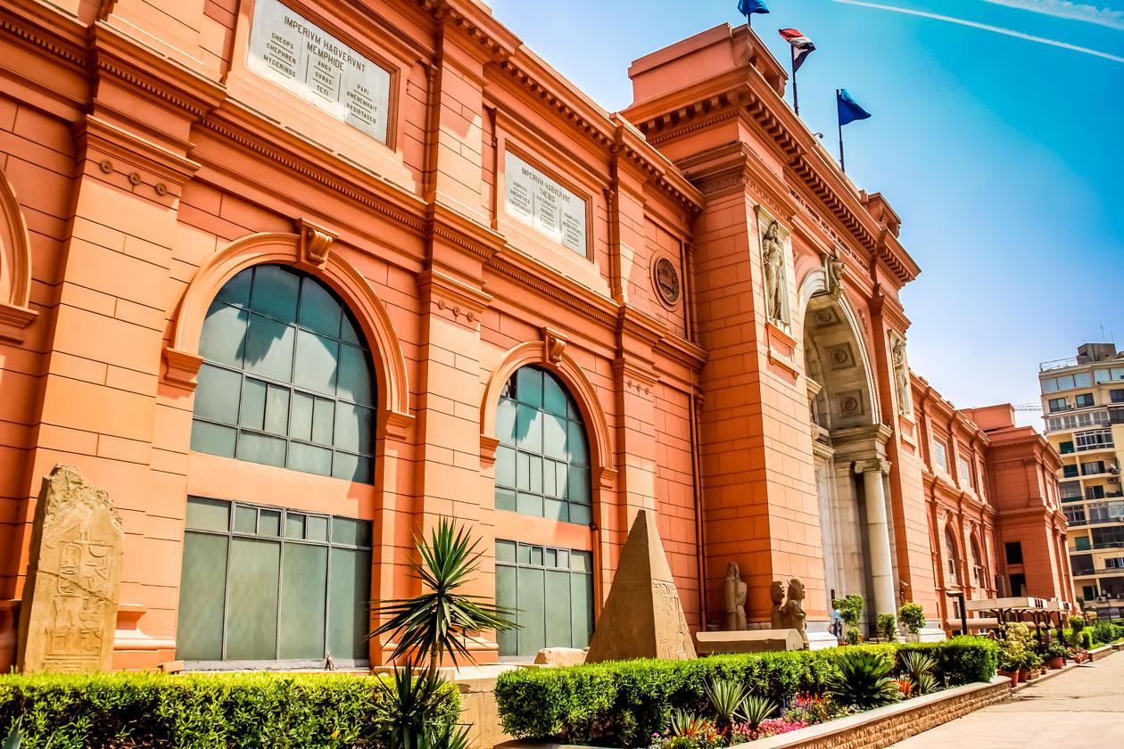 Visita imprescindible en El Cairo