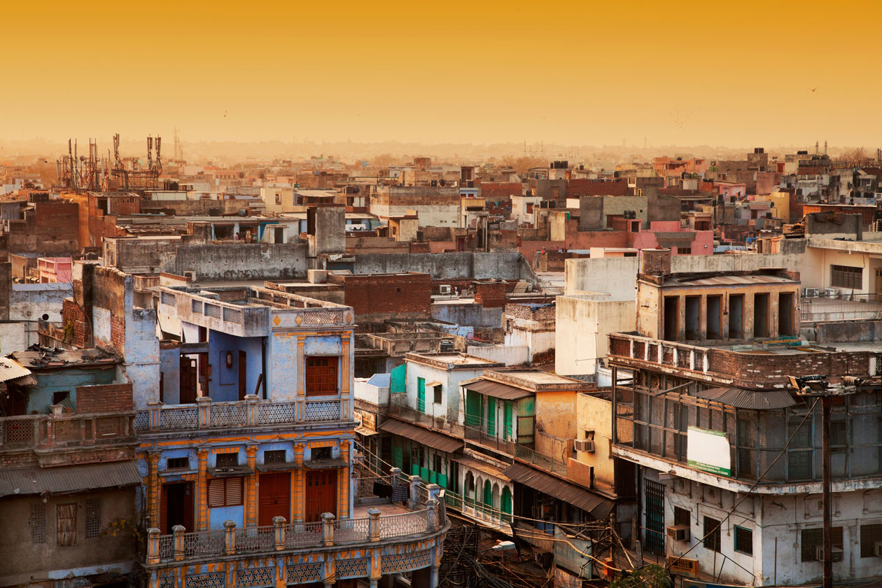 Nueva Delhi en India