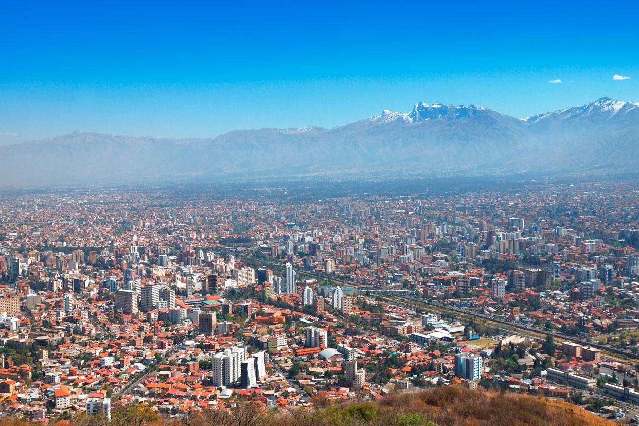 Viaje a Cochabamba