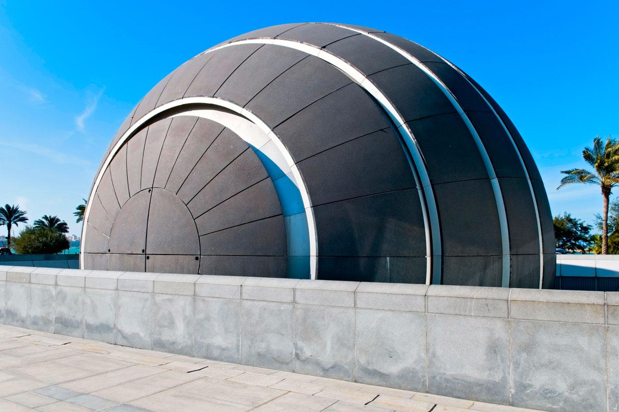Planetarium en Alejandria