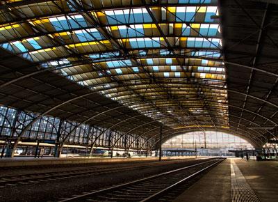 Viajar en tren por la Republica Checa