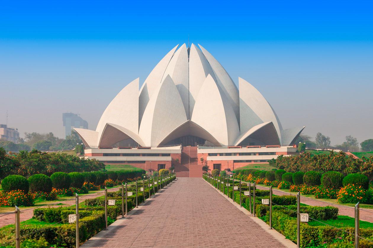 Viajar a Nueva Delhi