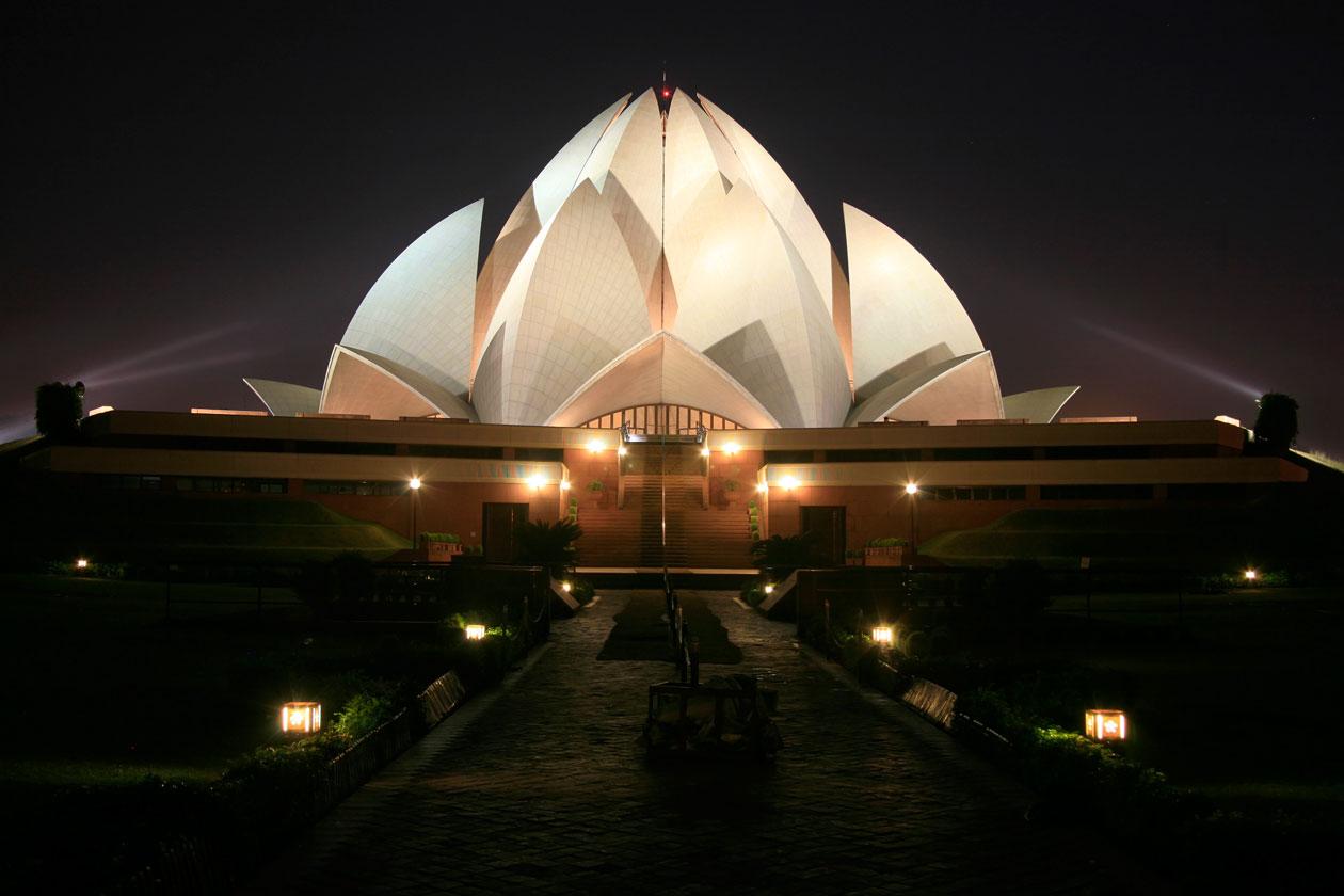 Viaje a Nueva Delhi