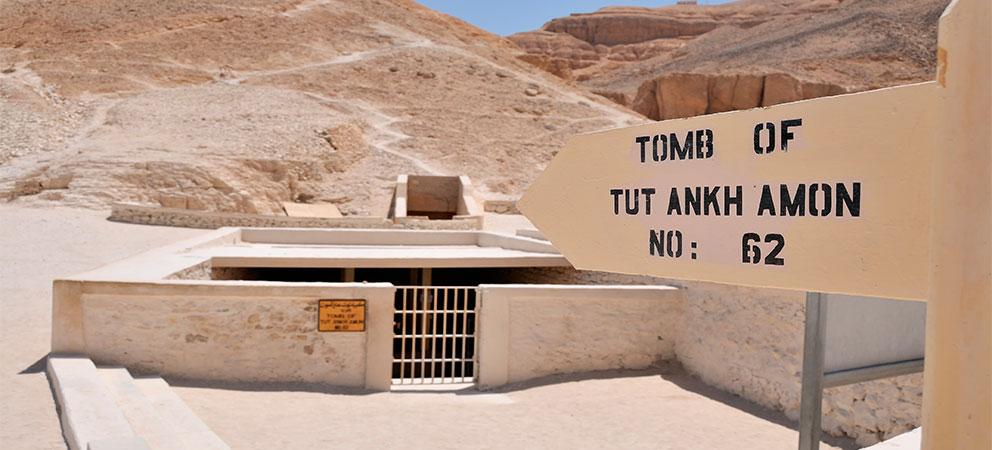 Faraon Tutankhamon