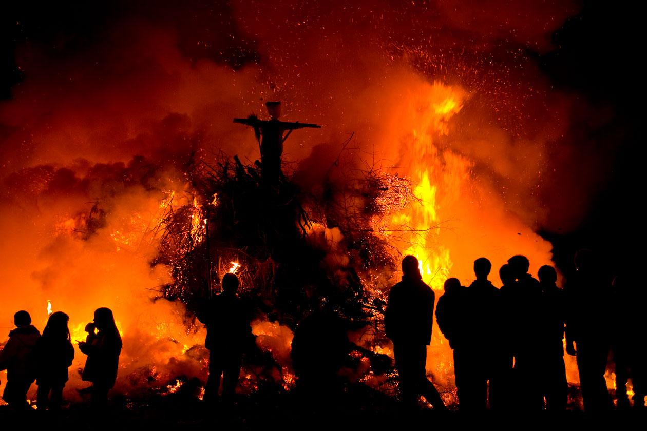 Walpurgis: la noche de las brujas en Praga