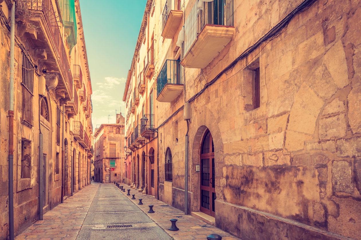 Donde pasear por Tarragona