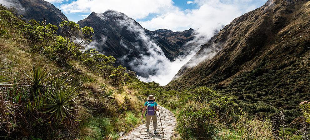 Como es el Camino del Inca
