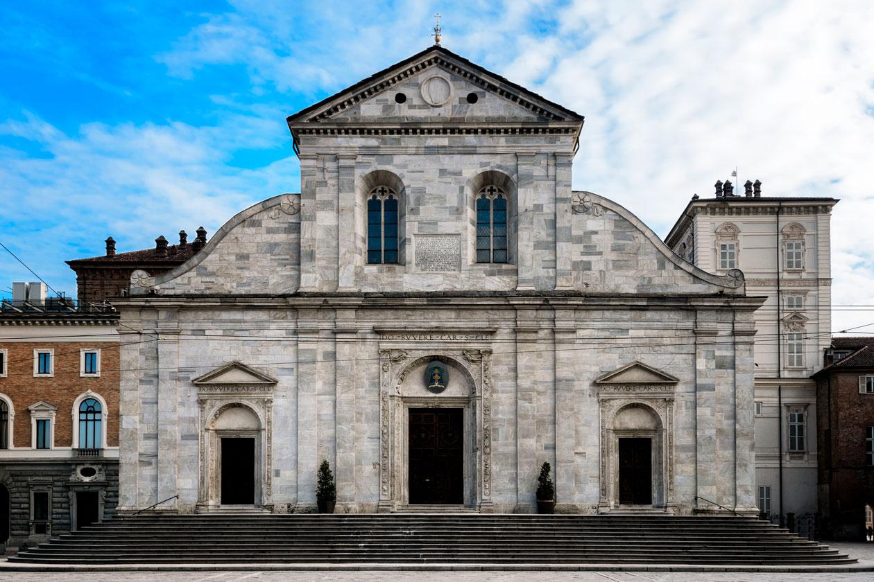 Conocer la Catedral de Turin