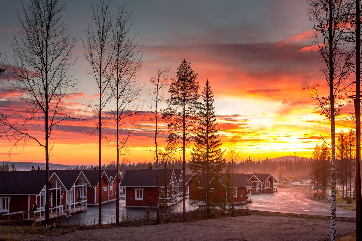 Como es Rovaniemi