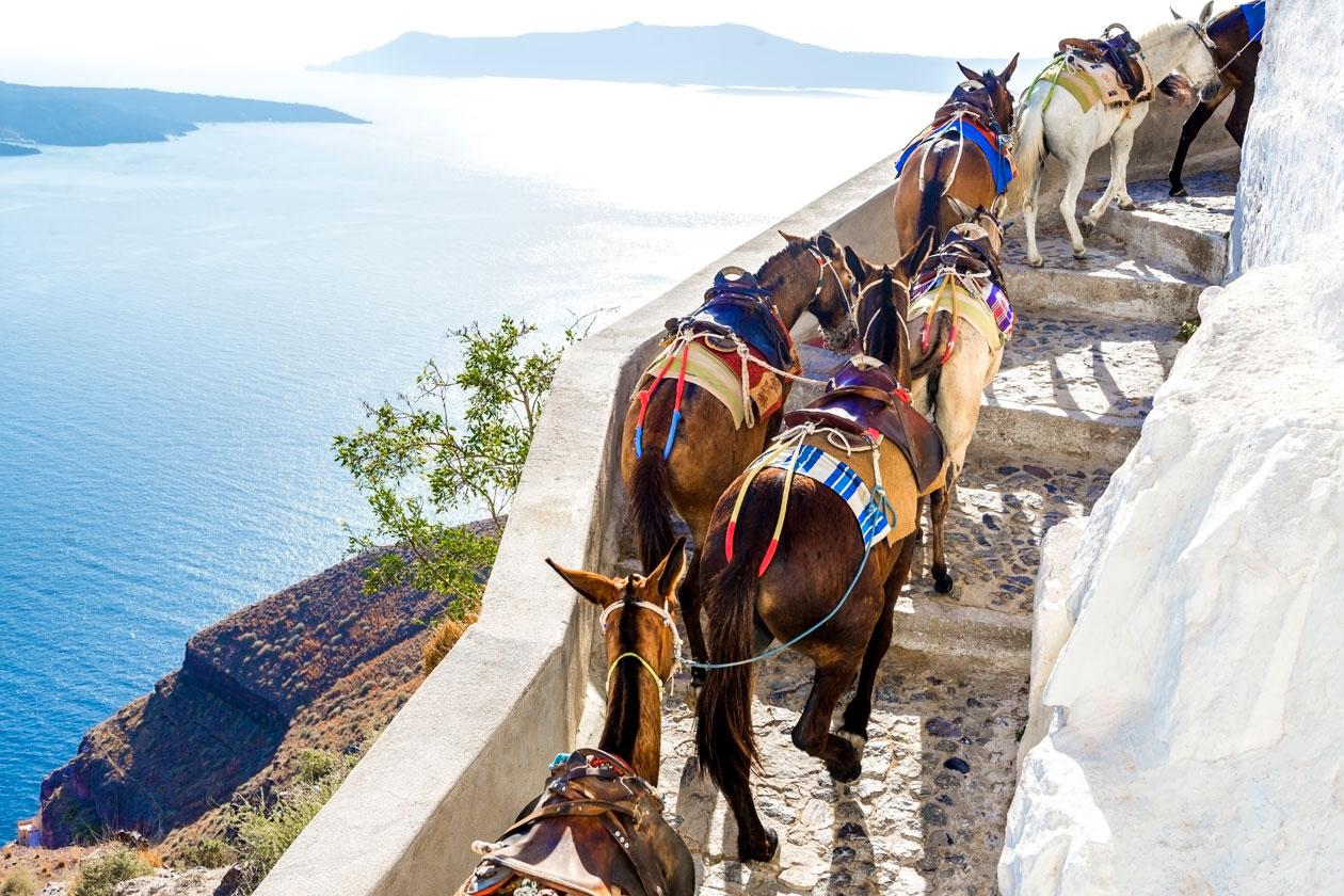Que hacer en Santorini
