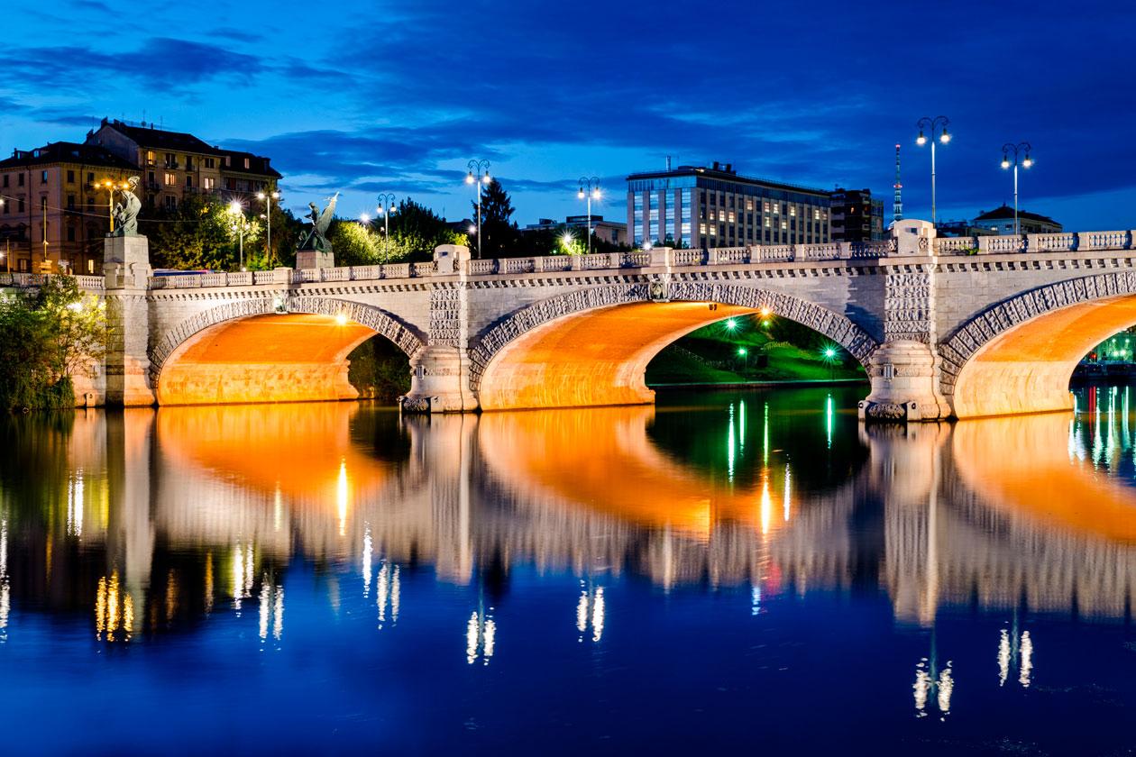 Visitas en Turin