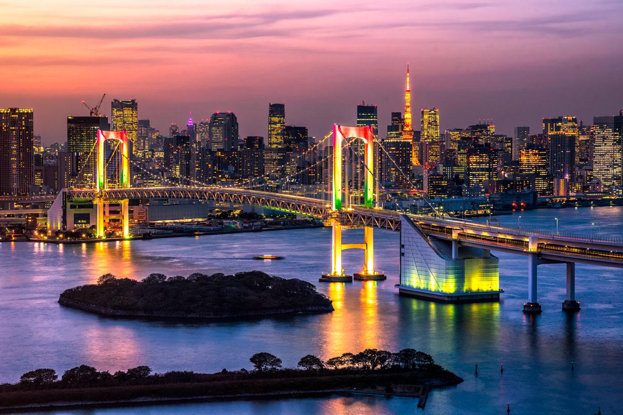 Tokio moderno