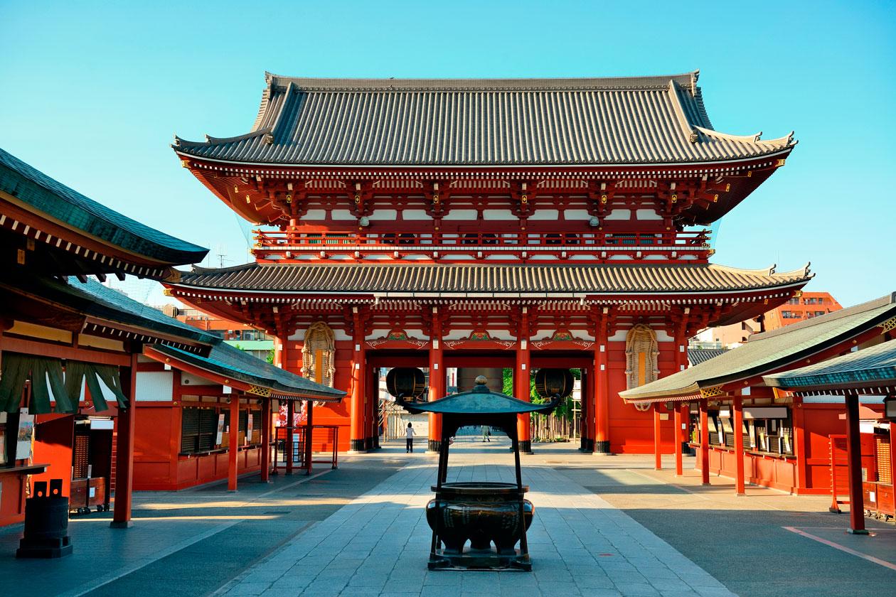 Templos de Tokio