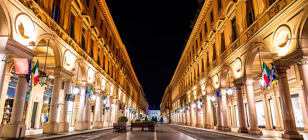 Conocer Turin