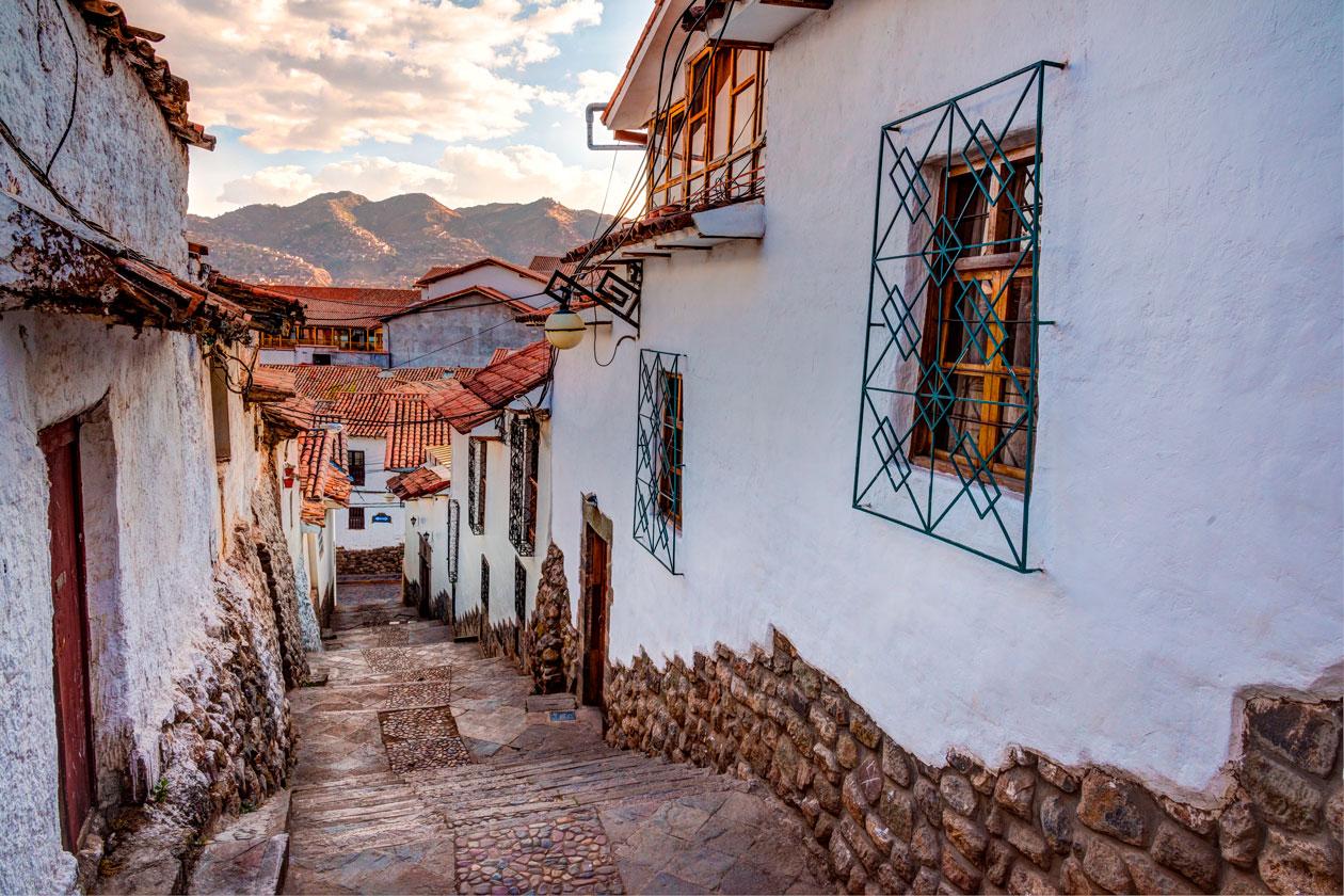 Como es Cusco