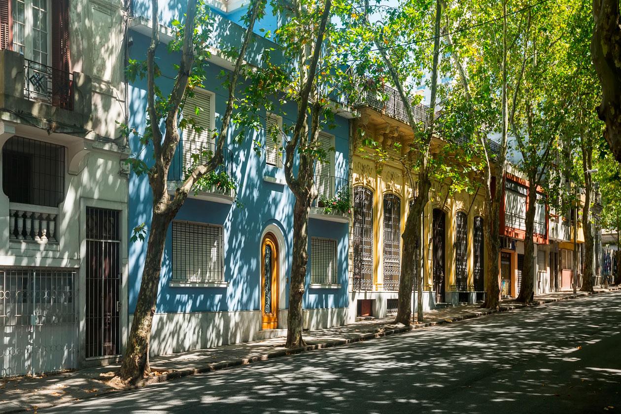 Pasear por Montevideo