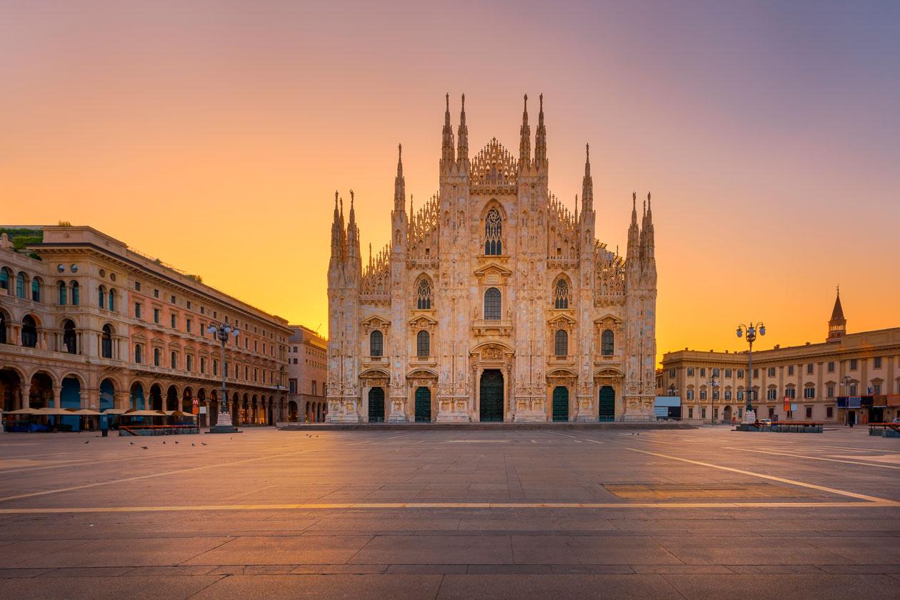 Visitas en Milan