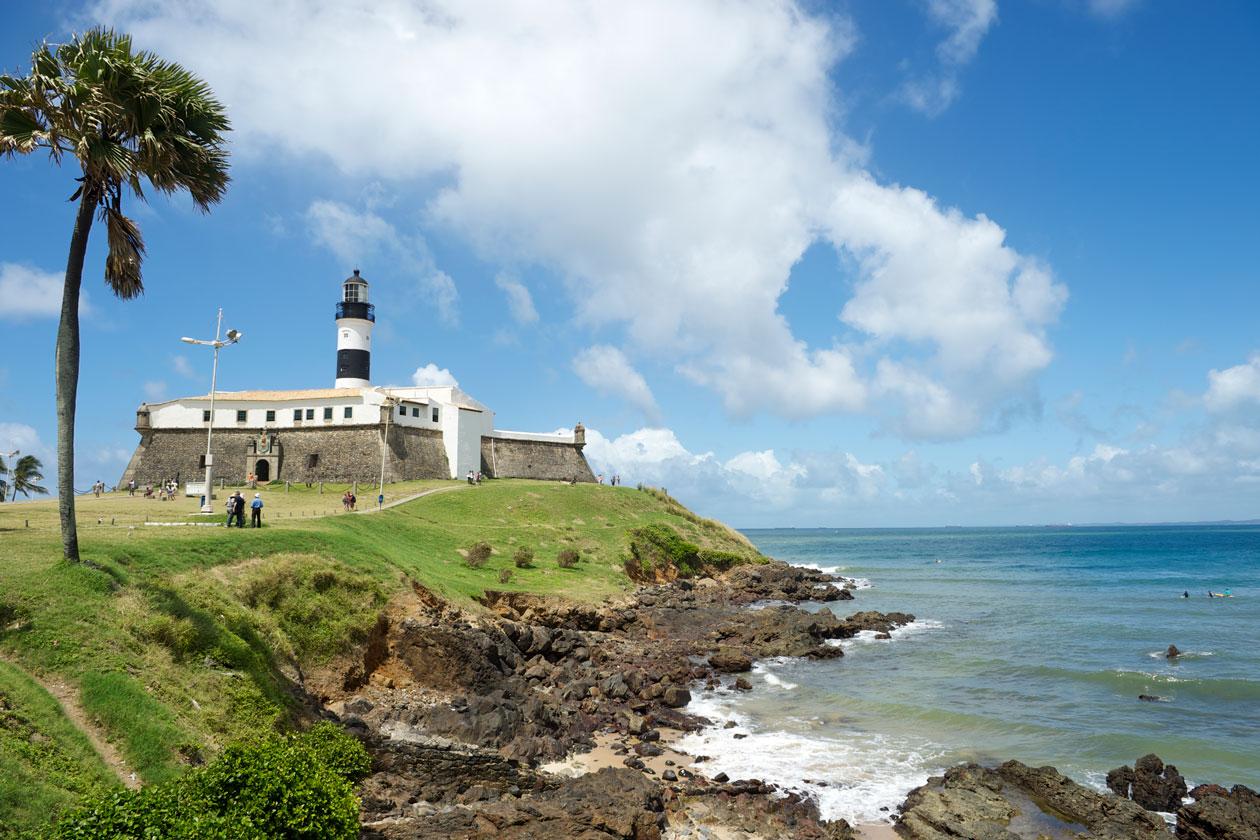 Visitas en Salvador de Bahia