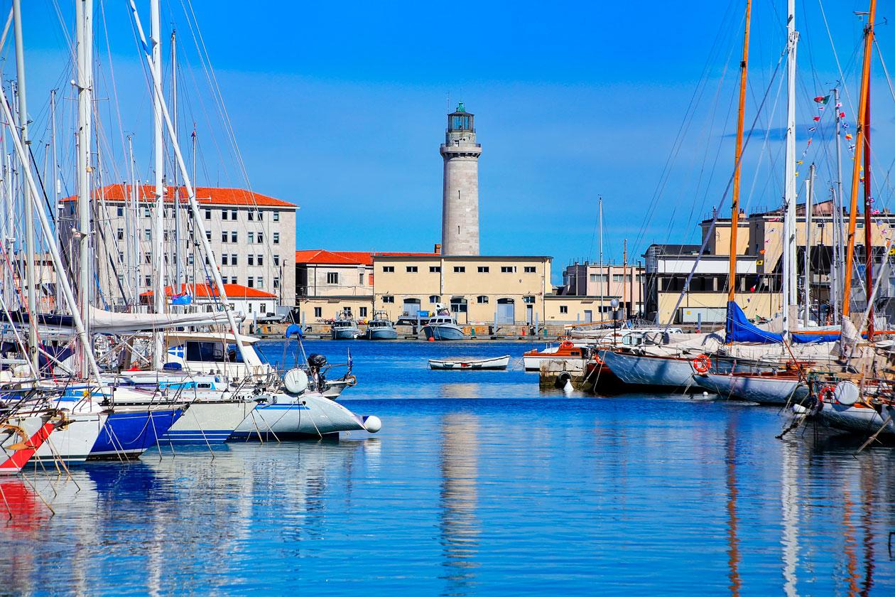 Pasear por Trieste