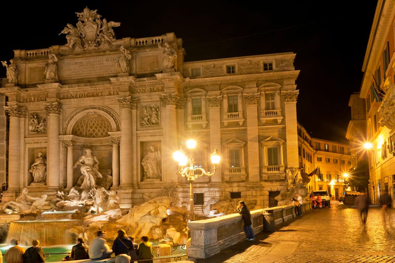 Como es Roma