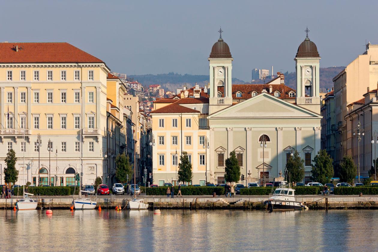 Visitas en Trieste