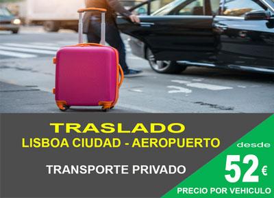 Traslados en Lisboa