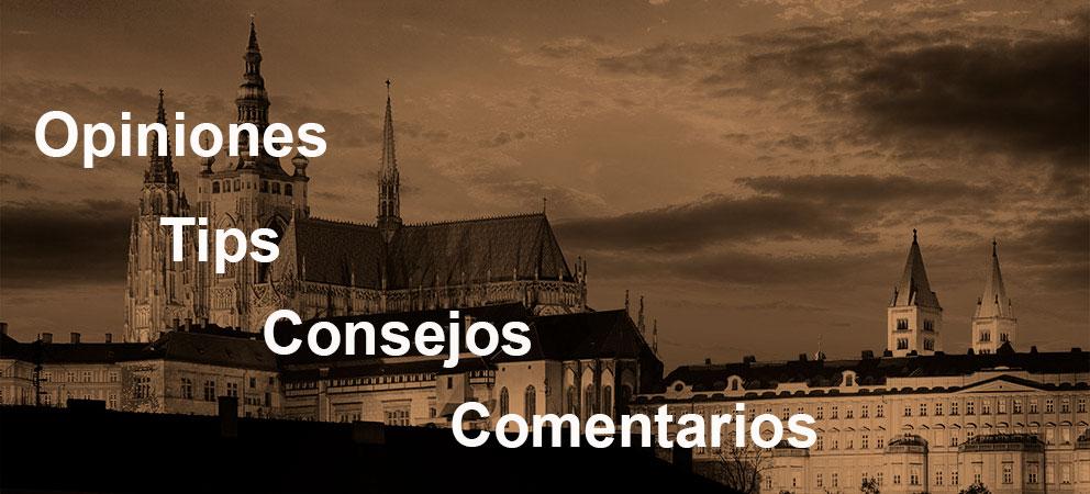 Tips y consejos del Castillo de Praga