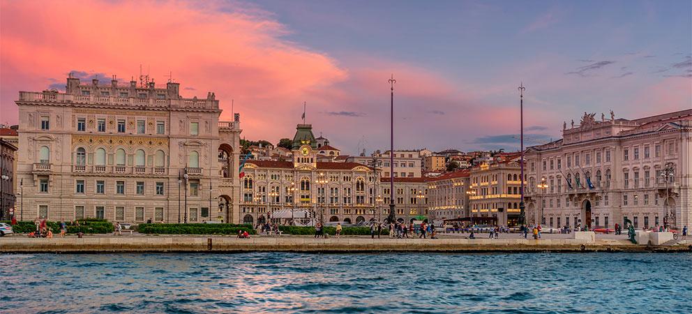 Que ver en Trieste