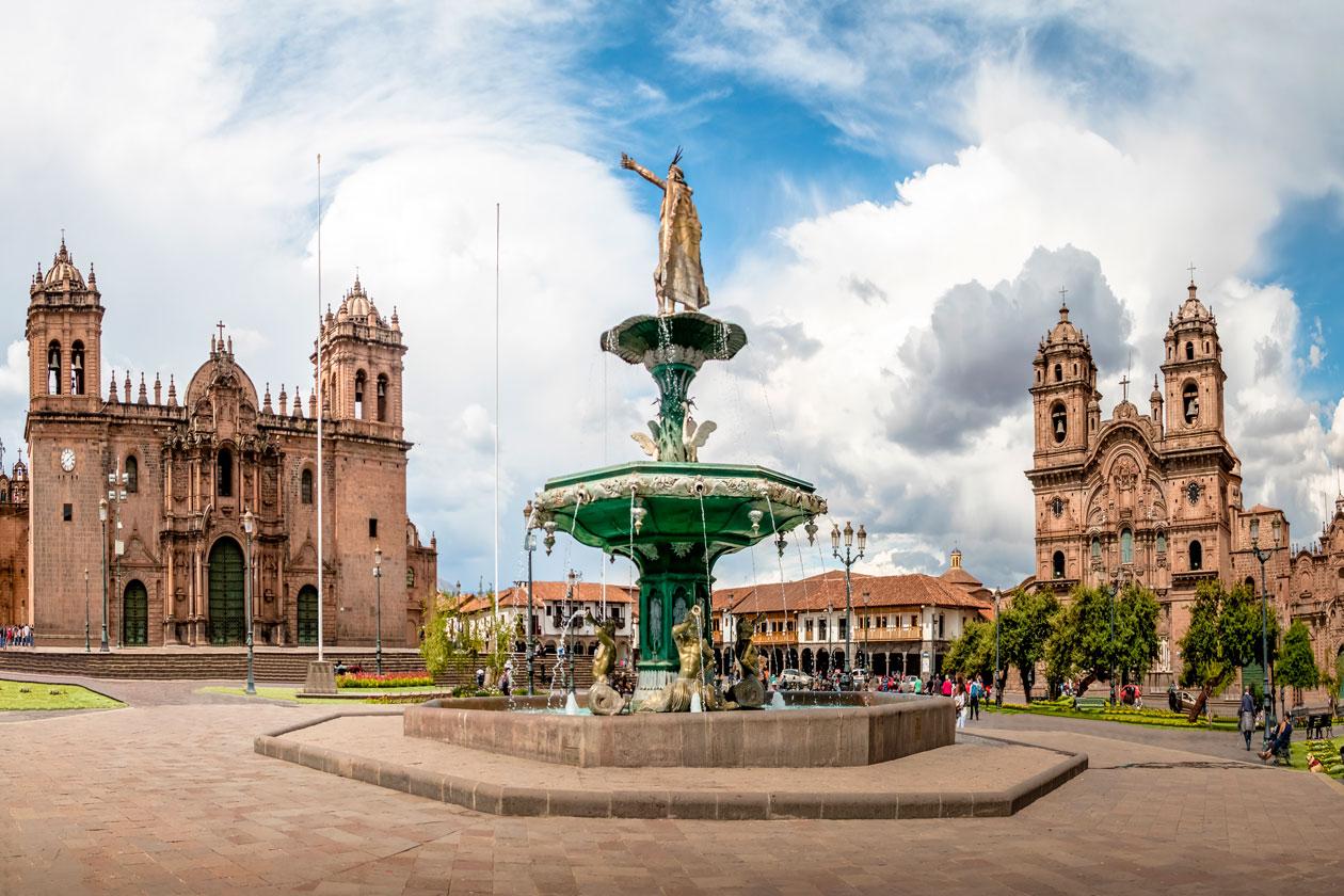 Pasear por Cusco