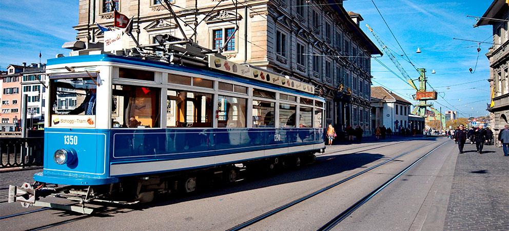 Conocer Zurich
