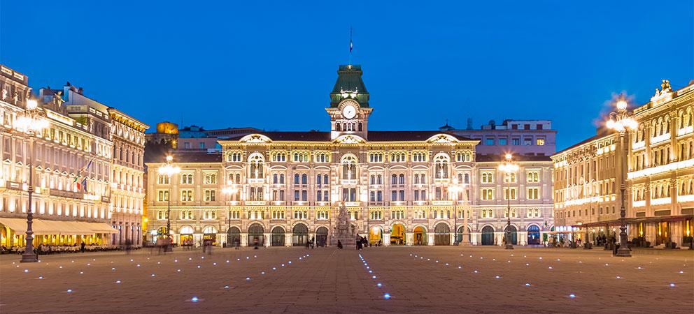 Viaje a Trieste