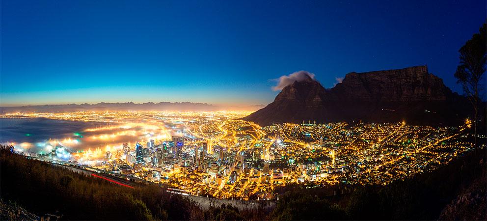 Como es Ciudad del Cabo