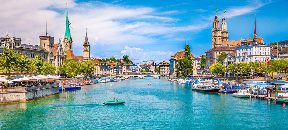 Que ver en Zurich