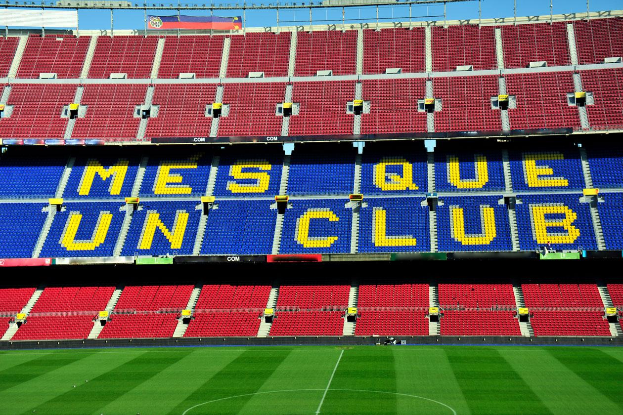 Como es el Camp Nou