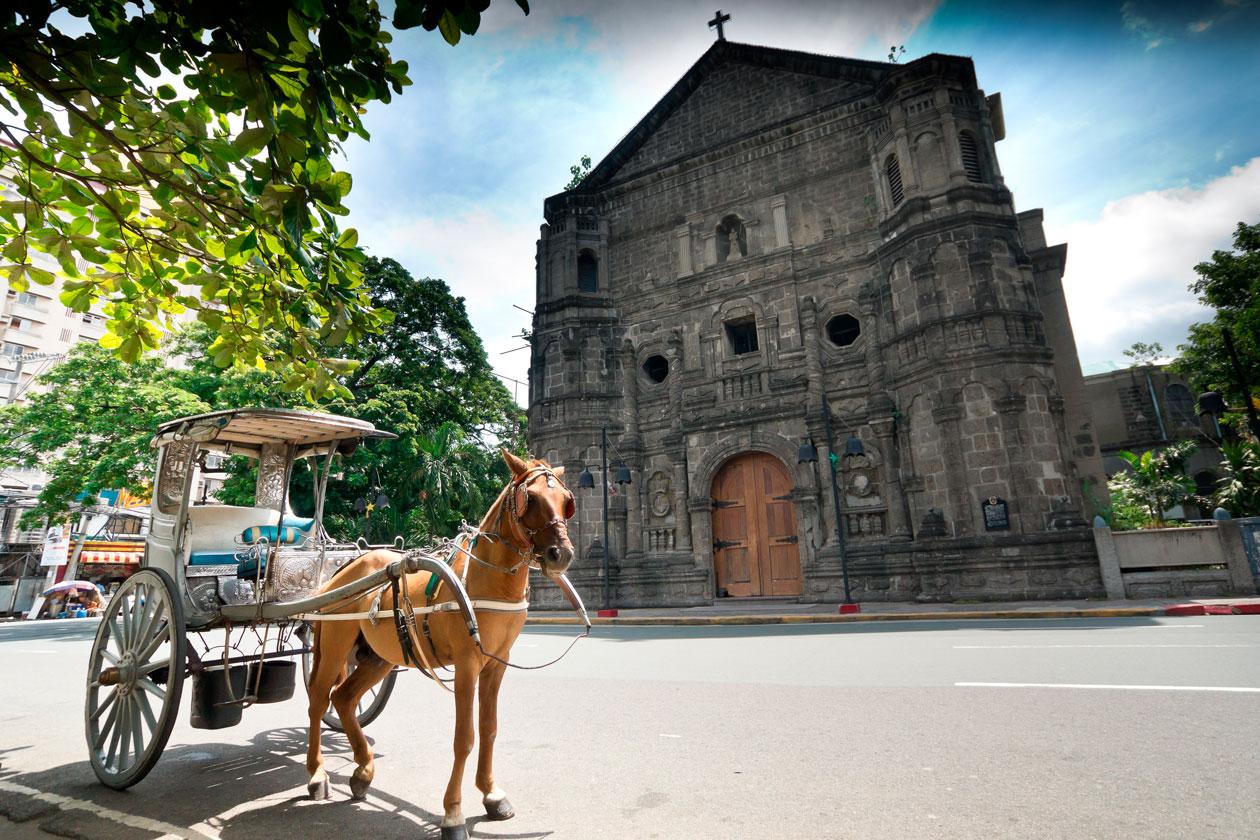 Iglesias de Manila