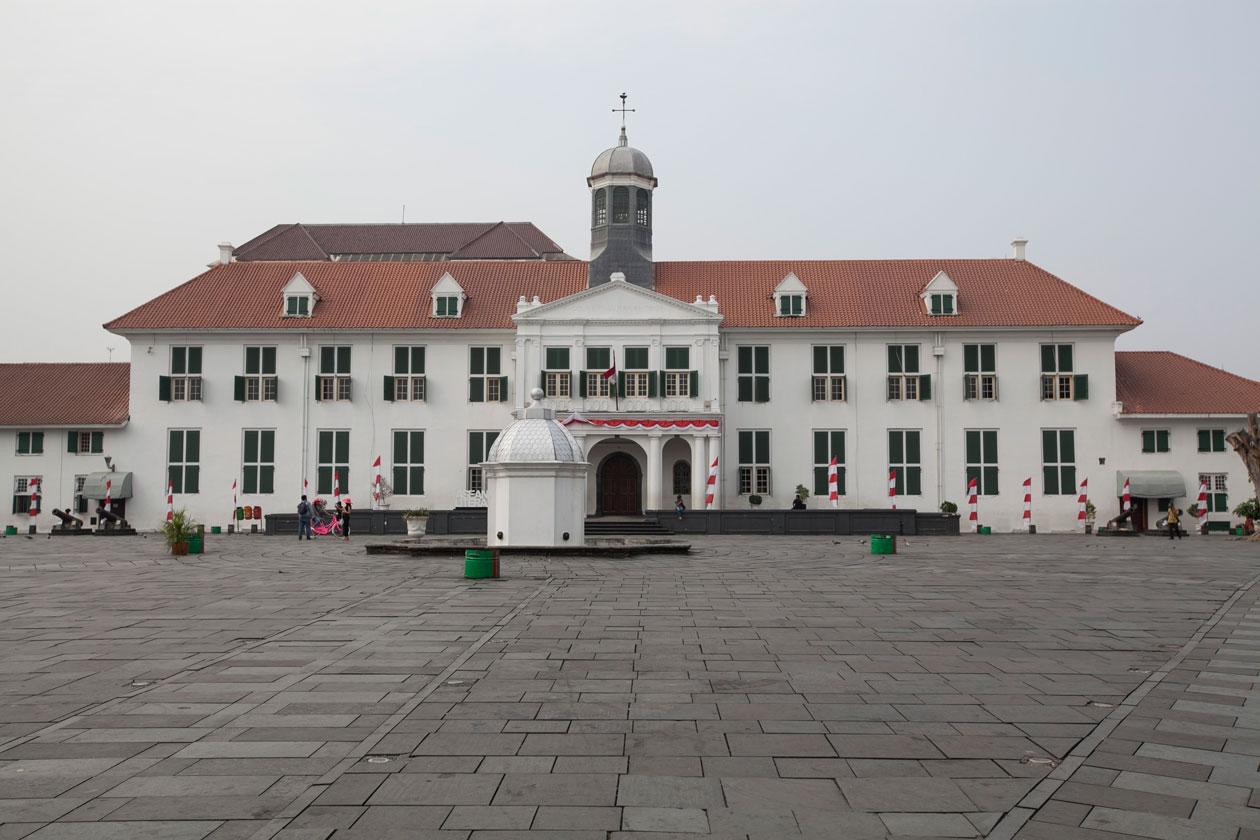 Visitas en Yakarta