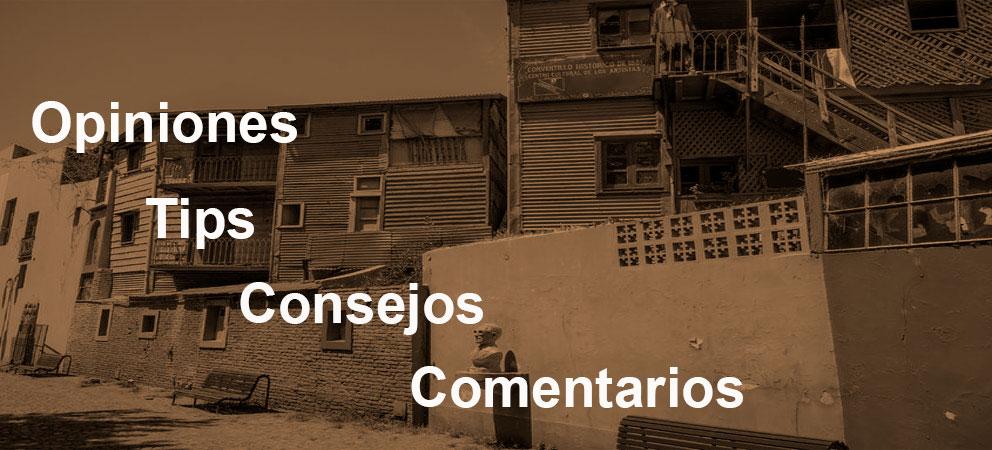 Tips y consejos de Caminito en Buenos Aires