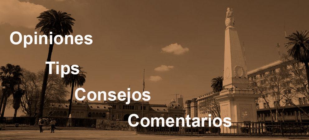 Tips y consejos de Plaza de Mayo