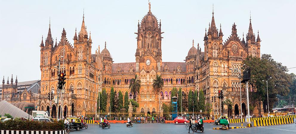 Que ver en Bombay