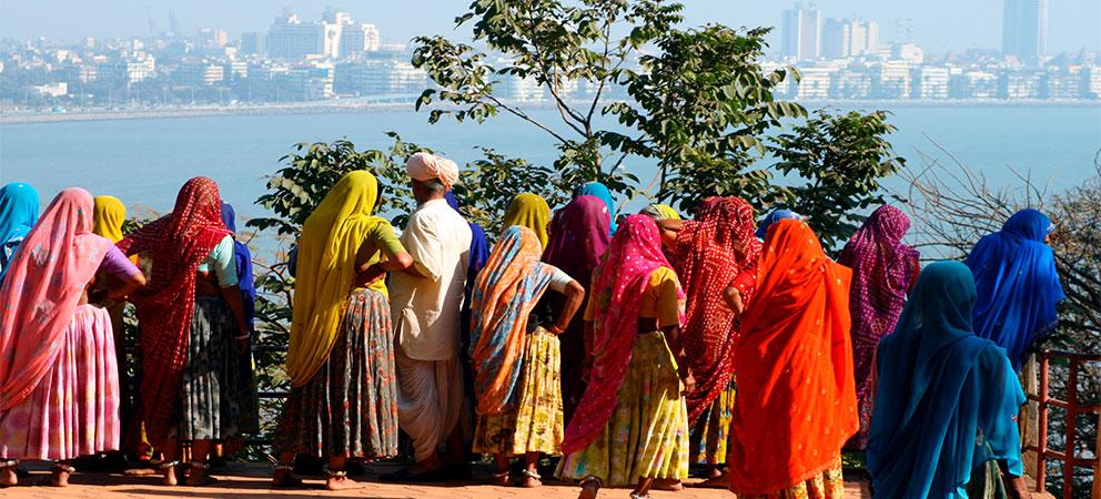 Conocer Bombay