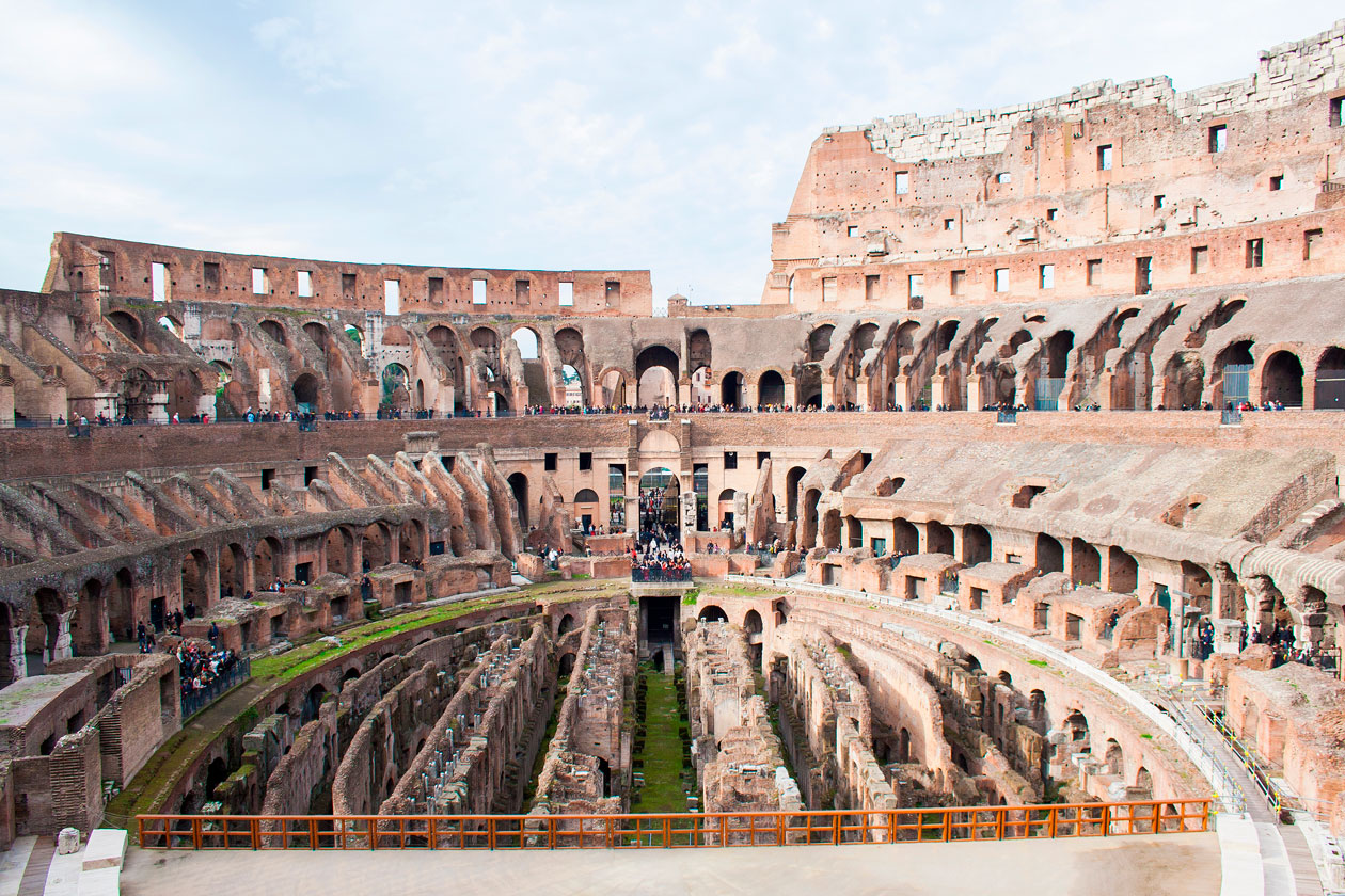Excursiones en Roma