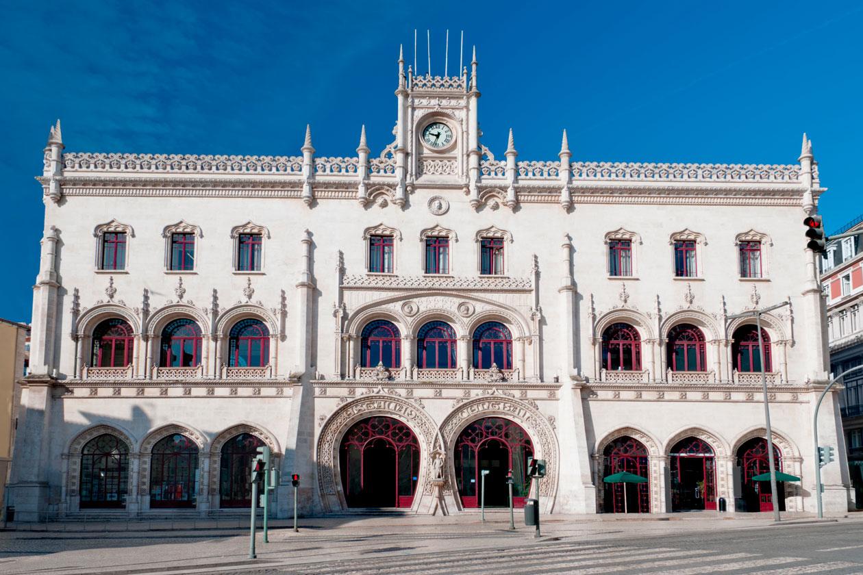 Que ver en el Barrio La Baixa de Lisboa